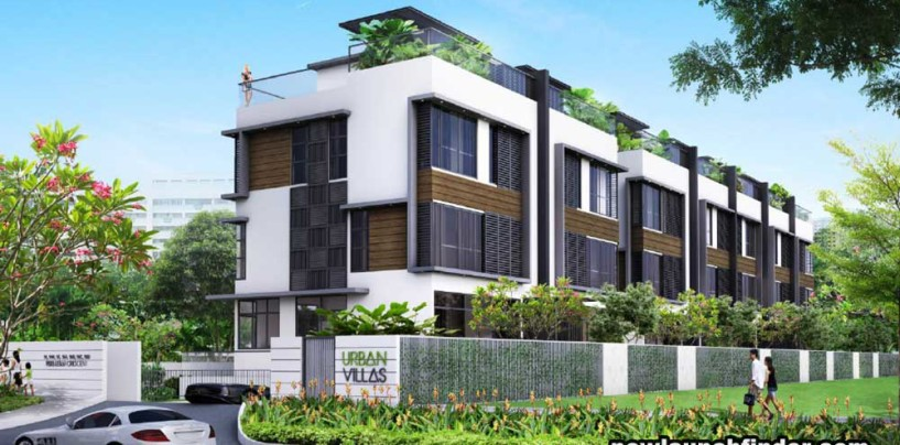 Urban Villas @ Paya Lebar Crescent | Showflat Hotline +65 6100 7122