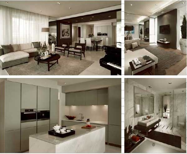 Interior seascape Seascape @ Sentosa Cove | Showflat Hotline 61007122 Seascaoe   Sentosa Cove Interior