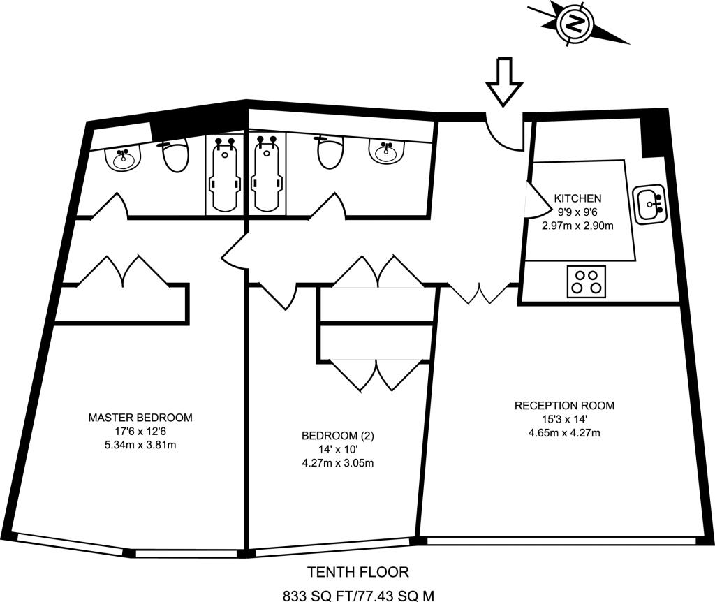 floorplan parliament view Parliament View | Showflat Hotline +6597555202 | Prime UK Property myfr0061393 floorplan