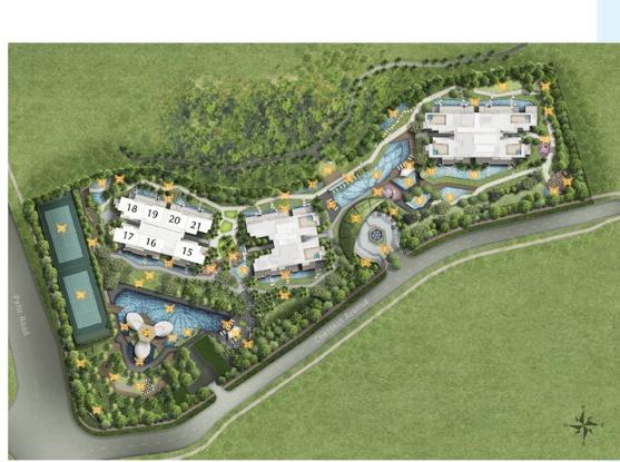 Eco Sanctuary Siteplan eco sanctuary Eco Sanctuary | Showflat Hotline +65 61007122 |Bukit Panjang Primary Eco Sanctuary Siteplan
