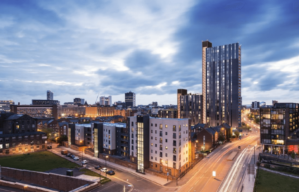 Oxygen Tower Manchester oxygen tower manchester Reasons to Buy Oxygen Tower Manchester | Showflat +65 97555202 Facade