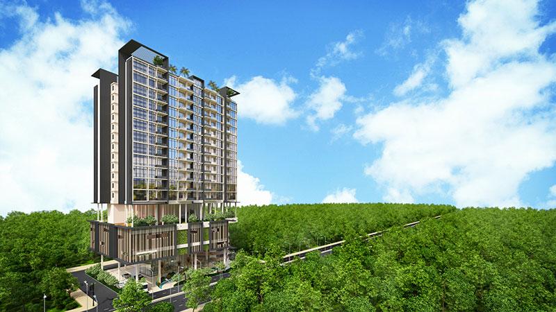 La Vie Residences la vie residences La Vie Residences Cambodia |  +65 61007122 Showflat Hotline Facdaes
