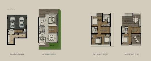 Alana Floor Plan