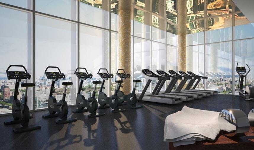 Gym aykon nine elms AYKON Nine Elms| Showflat Hotline +65 97555202 | Prime London Property Gym1