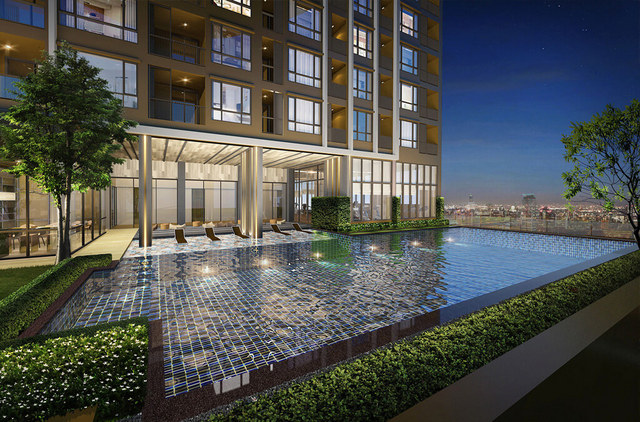 Pool the line sukhumvit The LINE Sukhumvit | Showflat Hotline +65 61007122 Pool