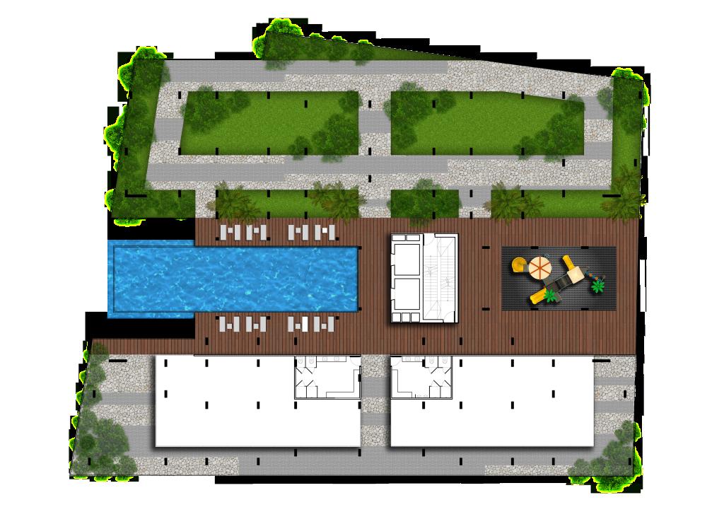 La Vie Site Plan la vie residences La Vie Residences Cambodia |  +65 61007122 Showflat Hotline Site Plan