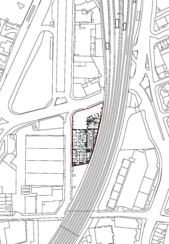Site Plan aykon nine elms AYKON Nine Elms| Showflat Hotline +65 97555202 | Prime London Property Site Plan2