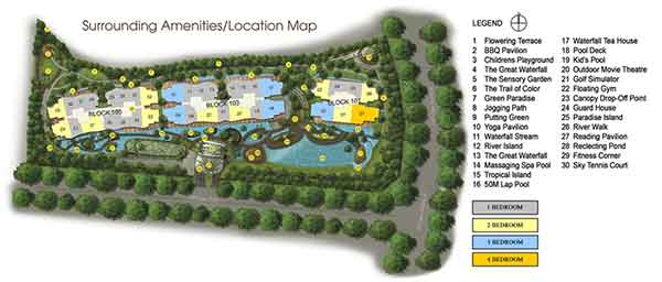 Hillview Peak Site Plan hillview peak Hillview Peak | Showflat Hotline +65 61007122 | Kingsford Development Site Plan6