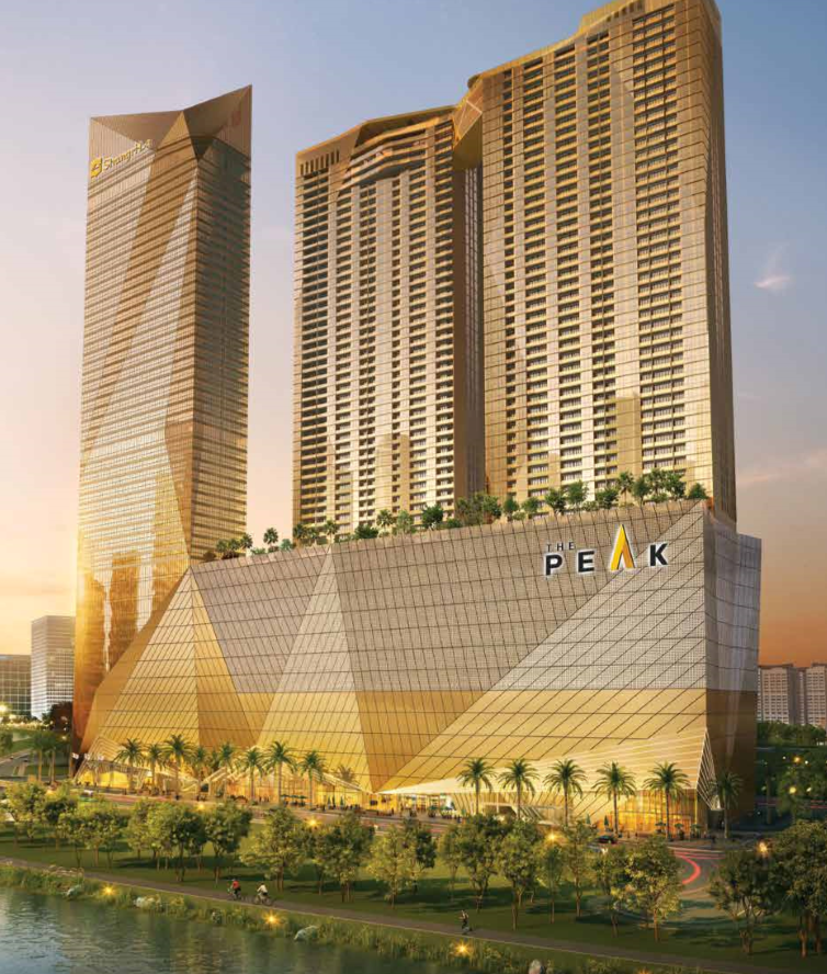 The Peak Office in Cambodia by Oxley the peak office The Peak Office by Oxley in Cambodia for Sales | Hotline +65 97555202 the peak office cambodia