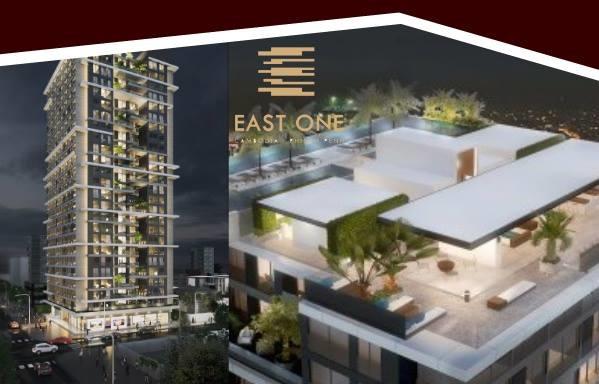 East One Apartment east one apartment East One Apartments | Showflat Hotline +6561007122 | Cambodia Property Facade3