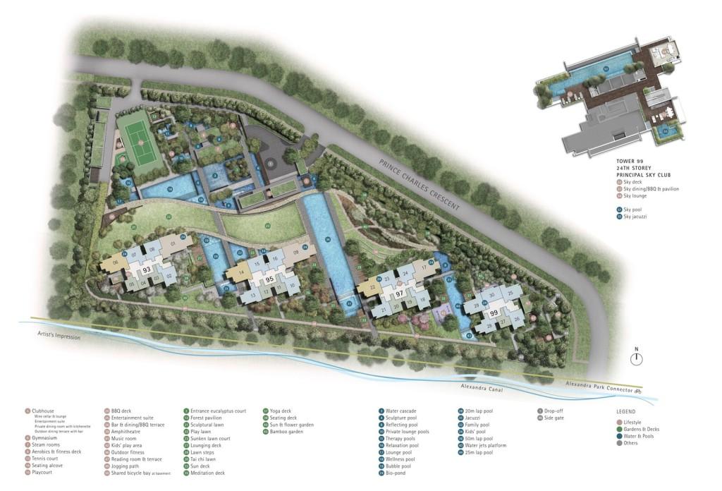 Principal Garden site plan principal garden Principal Garden | Showflat Hotline +65 61007122 | UOL Developer Sales IMG 20150909 WA0006
