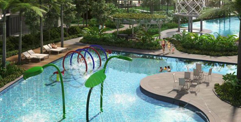 Parc Life EC Pool parc life Parc Life EC | Showflat Hotline +65 6100 7122 | Sembawang EC Parc Life EC Pool