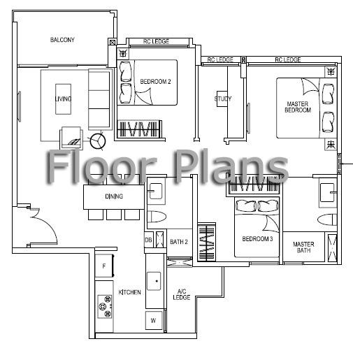 Wandervale Ec Floor Plan wandervale Wandervale EC | Showflat Hotline +65 6100 7122 | EC Near Lot One Wandervale Ec Floor Plan