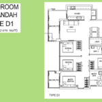 floor plan 4 bedroom