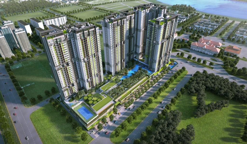 Vista Verde vietnam Facade vista verde vietnam Vista Verde Vietnam | Showflat Hotline +65 97555202 | New Release Vista Verde vietnam Facade