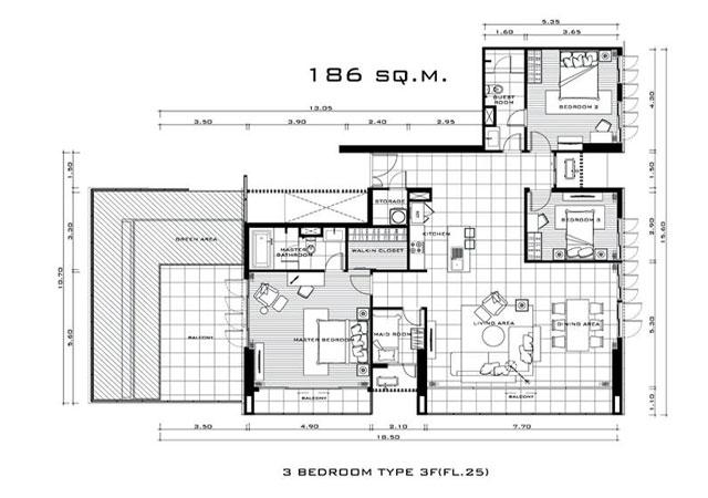Circle Sukhumvit -31 Floor Plan circle sukhumvit 31 Circle Sukhumvit 31 | Showflat Hotline +65 97555202 | Bangkok Circle Sukhumvit 31 Floor Plan
