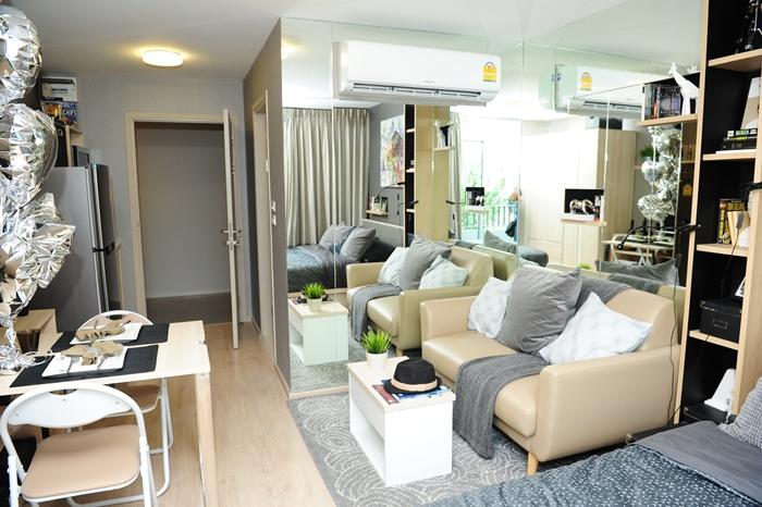 Elio Del-Ray Luxury Living elio del ray Elio Del Ray | Showflat Hotline +65 97555202 | Bangkok Property Elio Del Ray Luxury Living