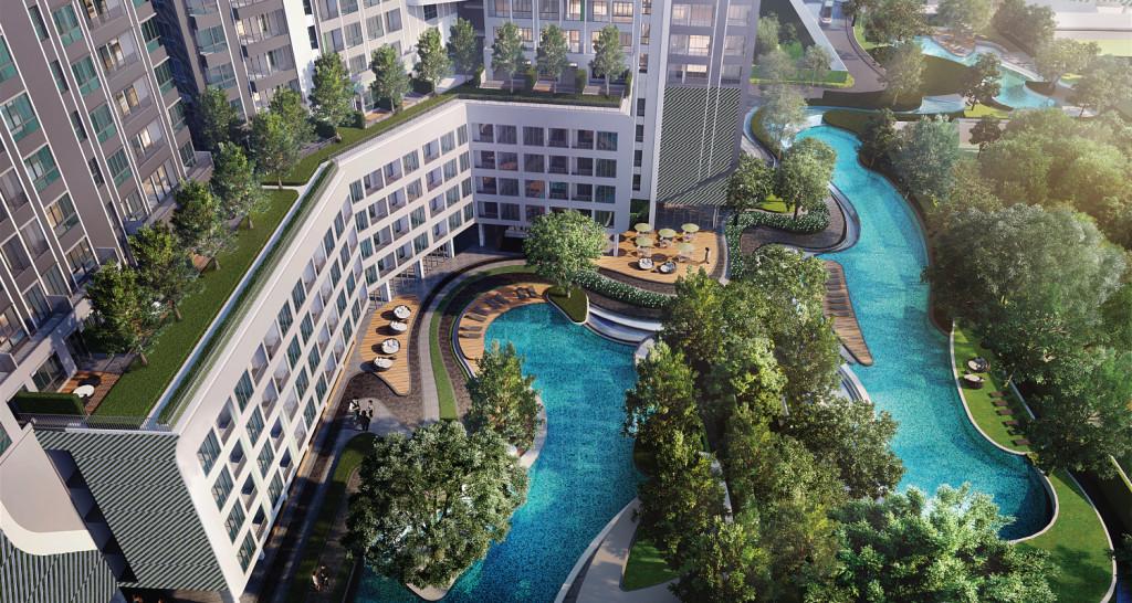 Ideo 02 Bangkok Swimming Pool ideo 02 bangkok Ideo 02 Bangkok | Showflat Hotline +65 97555202 | Bangkok Property Ideo 02 Bangkok Swimming Pool