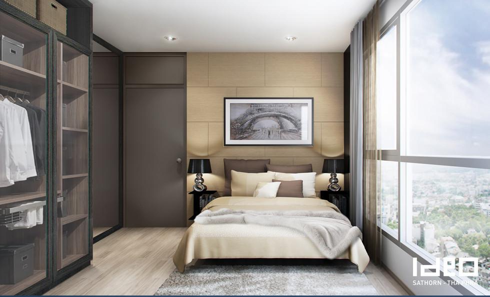 Ideo Sathorn- Thaphra Bedroom