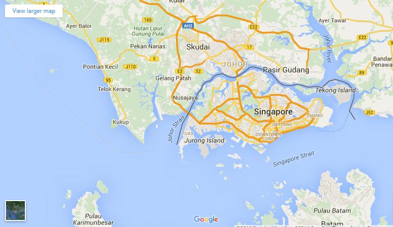 Stars of Kovan google map