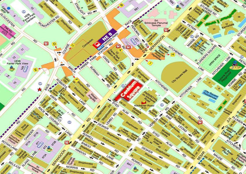 Centrium Square Location Map centrium square Centrium Square | Showflat Hotline +65 61007122 |Serangoon Plaza Centrium Square Location Map