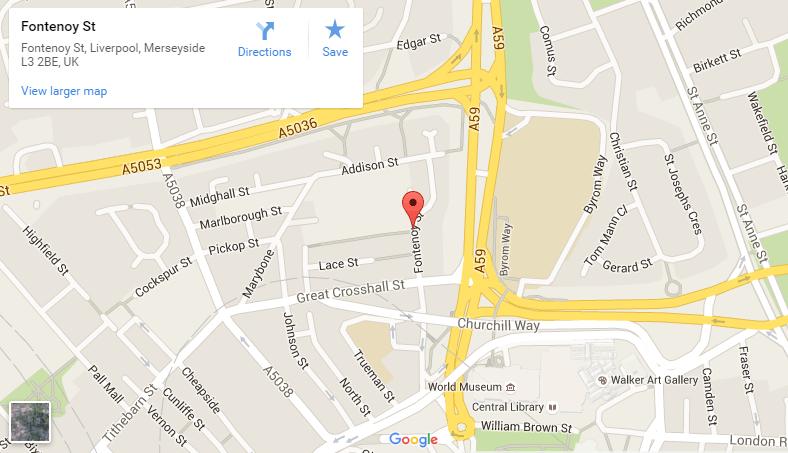 Fontenoy Development Liverpool google map fontenoy development liverpool Fontenoy Development Liverpool | Showflat Hotline +65 97555202 Fontenoy Development Liverpool google map