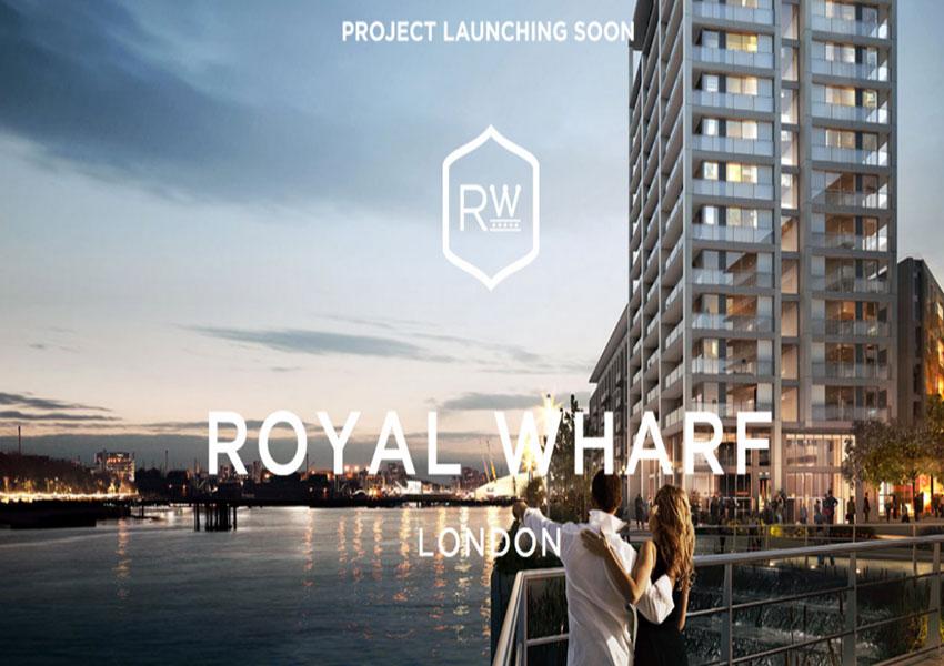 Royal Wharf London