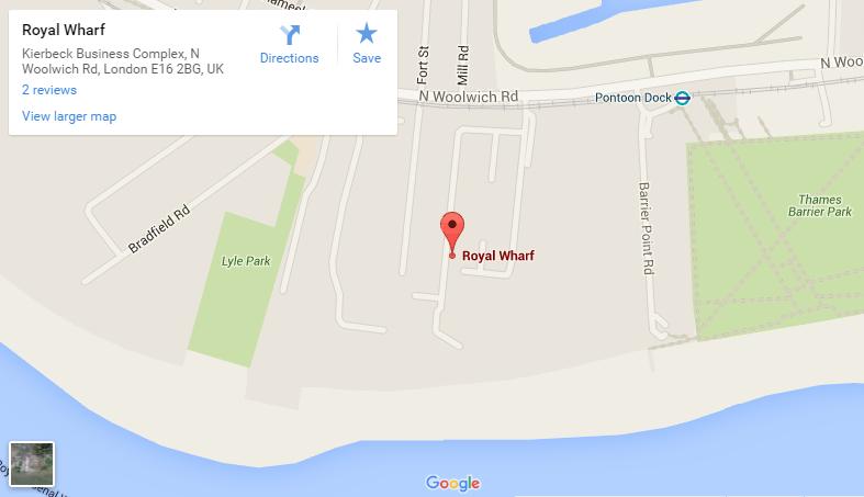 Royal Wharf Phase 2 google map royal wharf phase 2 Royal Wharf Phase 2 | Showflat Hotline +65 97555202 | London Property Royal Wharf Phase 2 google map
