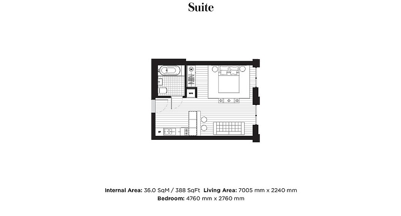 Royal Wharf Portland-Suite Floor Plan royal wharf portland house Royal Wharf Portland House| Hotline +65 97555202 | 1rm fr $373,000 Royal Wharf Portland Suite Floorp Plan