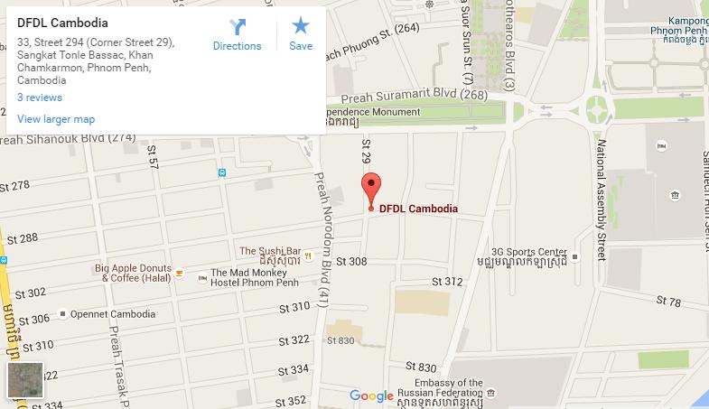 East Commercial Centre google map