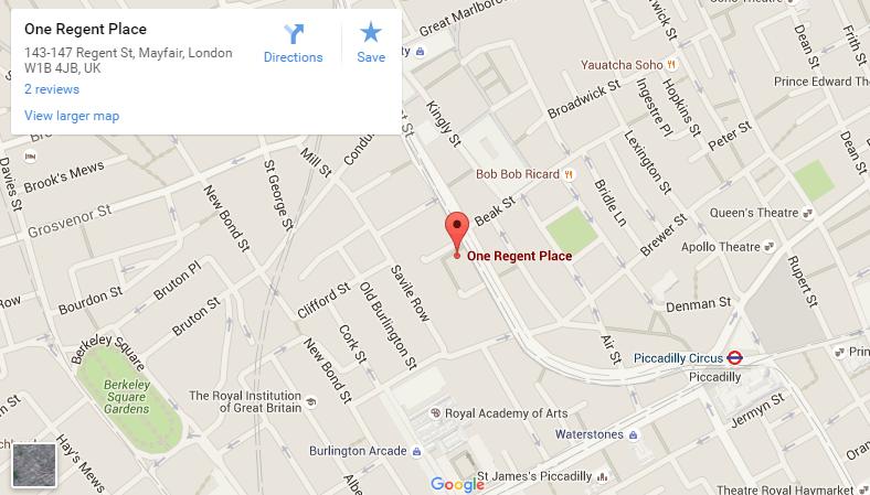 One Regent Apartments google map one regent apartments One Regent Apartments | Showflat Hotline +65 97555202 |Buy UK Property One Regent Apartments google map