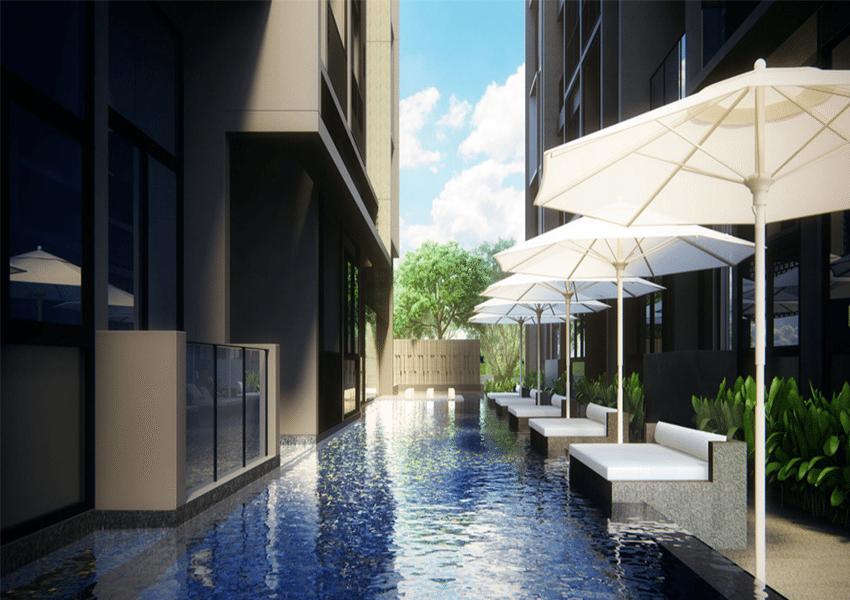 Asana Swimming Pool the asana The Asana | Showflat Hotline +65 61007122 | 1km to ACS The Asana Swimming Pool