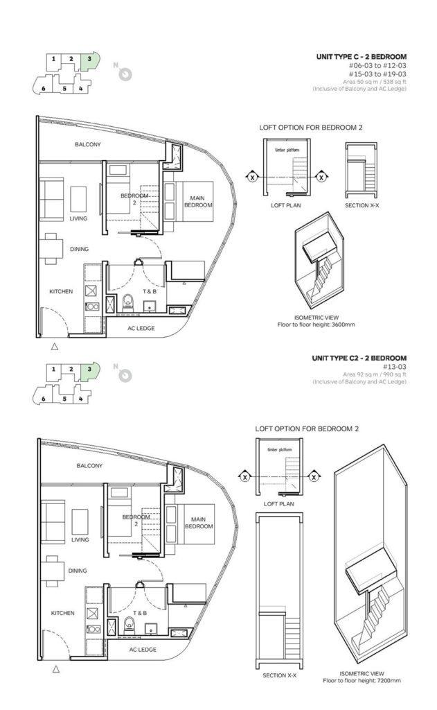Robin-Suites-Floor Plan (4) robin suites Robin Suites | Showflat Hotline +65 61007122 Robin Suites Floor Plan 4