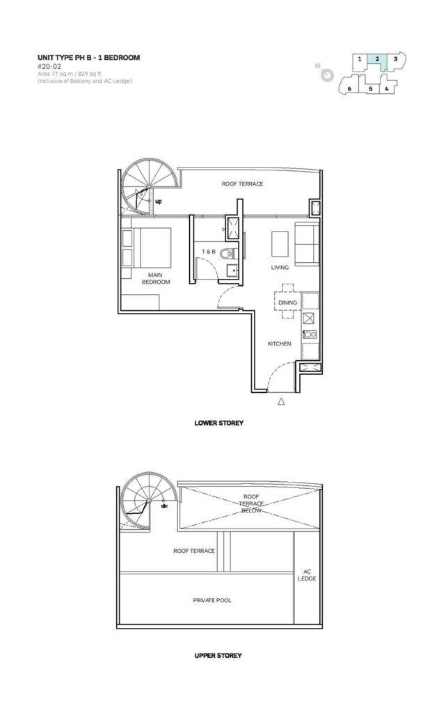 Robin-Suites-Floor Plan (6) robin suites Robin Suites | Showflat Hotline +65 61007122 Robin Suites Floor Plan 6