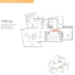 northwave executive condo 4 bedrooms floor plan