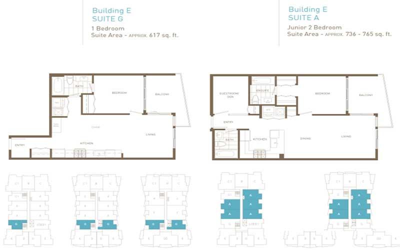 Parc Riviera Floor plan parc riviera Parc Riviera | Showflat Hotline +65 6100 7122 | EL Development Parc Riviera site plan