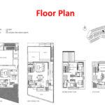 Victoria Park Villas Floor Plan TypeA1