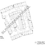 West Connect floor plan 3-8