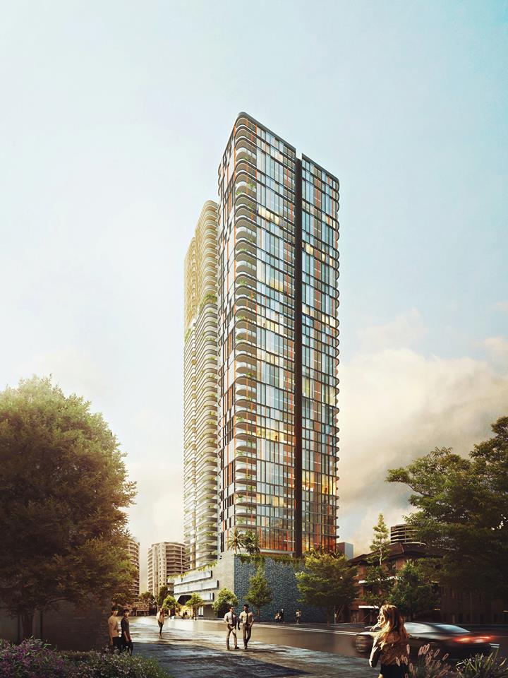 Bluesky @ Parramatta facade bluesky @ parramatta Bluesky @ Parramatta | Showflat Hotline +65 6100 7122 | Chiwayland bluesky facade