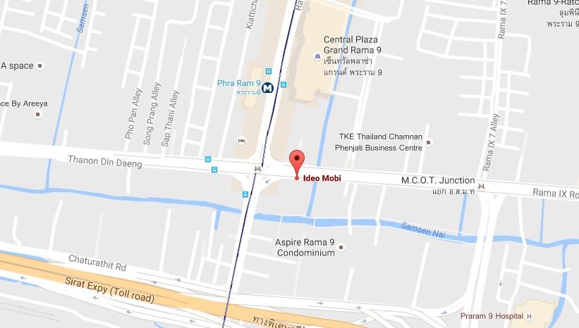 google map ideo mobi asoke 10 Reasons to Buy Ideo Mobi Asoke | Showflat Hotline +65 97555202 google map 2