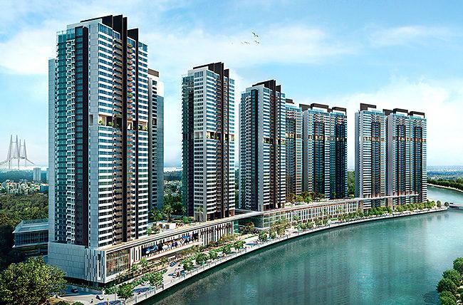 The View Riviera Point Vietnam   Showflat Hotline +65 61007122