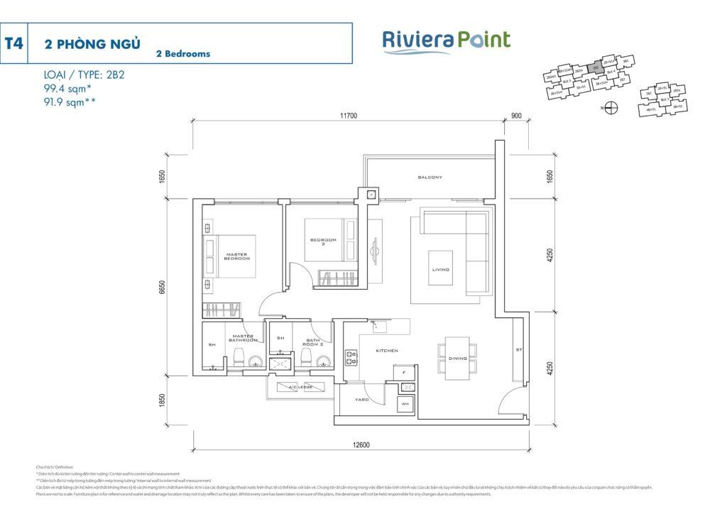 riviera point floor plan