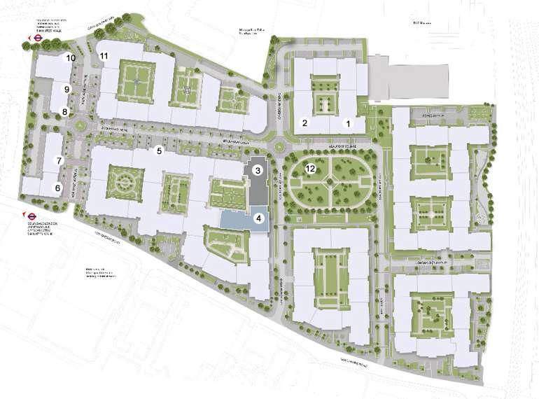 site plan beaufort park Beaufort Park | Showflat Hotline +65 97555202 | Mins to Canary Wharf Beaufort Park site plan
