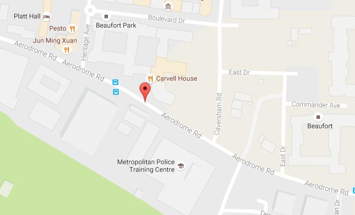 google map beaufort park Beaufort Park | Showflat Hotline +65 97555202 | Mins to Canary Wharf google Map 1