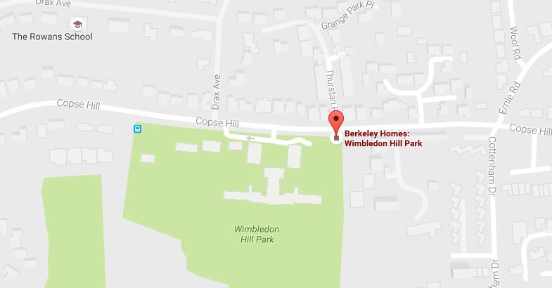 google map wimbledon hill park Wimbledon Hill Park | Sales Hotline +65 97555202 | Direct Developer Sales google Map 4