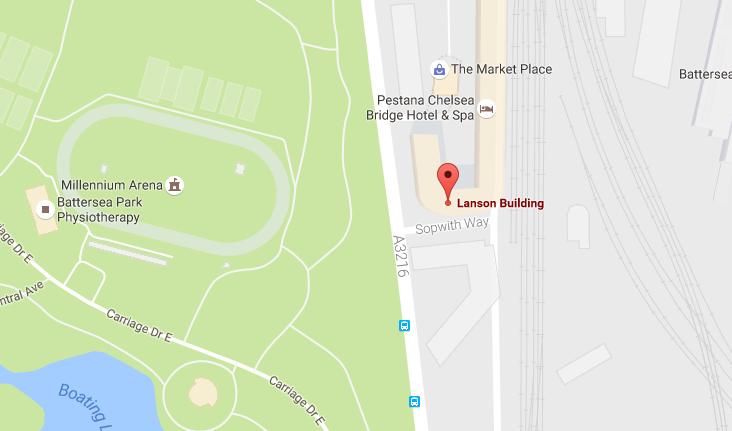 google map vista chelsea bridge Vista Chelsea Bridge | Showflat Hotline +65 97555202 | London Property google Map 5