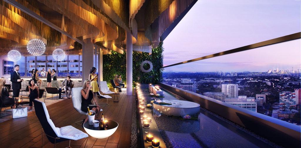 v parramatta by crown rooftop v parramatta V Parramatta | Showflat Hotline +65 6100 7122 V Parramatta By Crown Rooftop