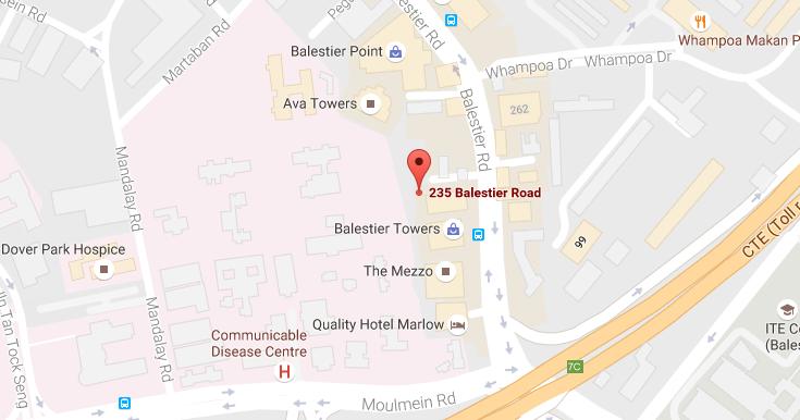 City-Suites google map