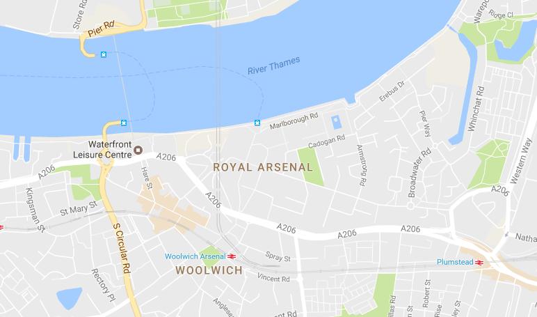 Royal Arsenal google Map royal arsenal riverside Royal Arsenal Riverside | Showflat Hotline +65 6100 7122 google Map