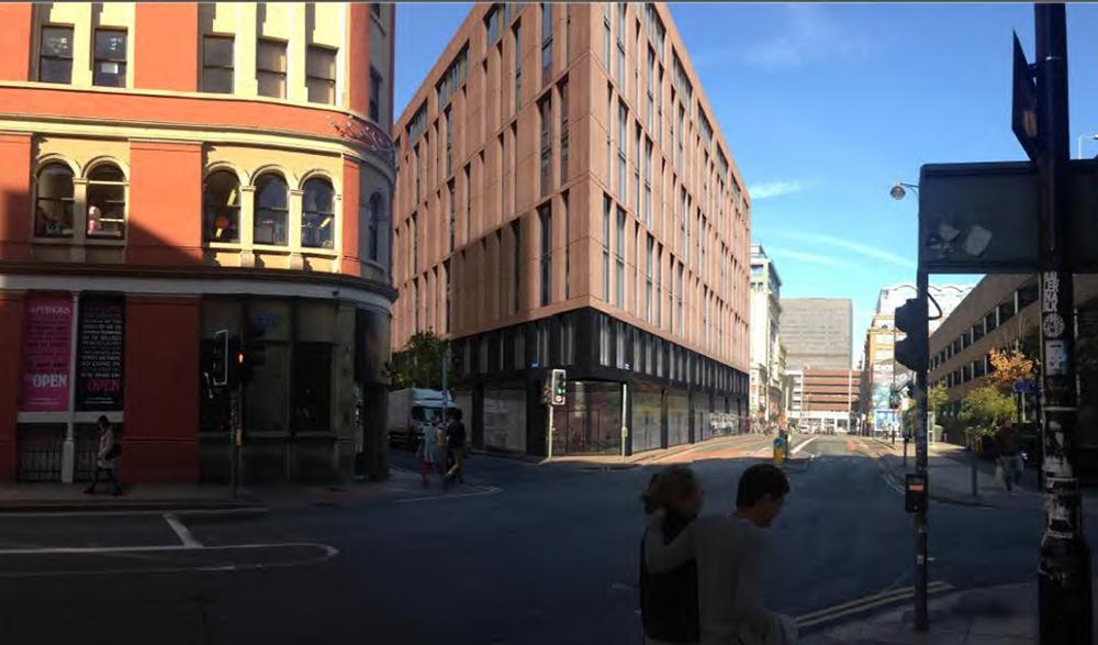 Citu NQ Manchester building